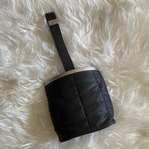Quilted Chanel Wristlet